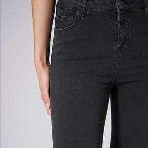 TOPSHOP Jamie Jeans - Ripped Knees